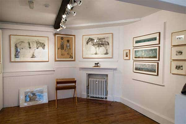 Mount House Gallery