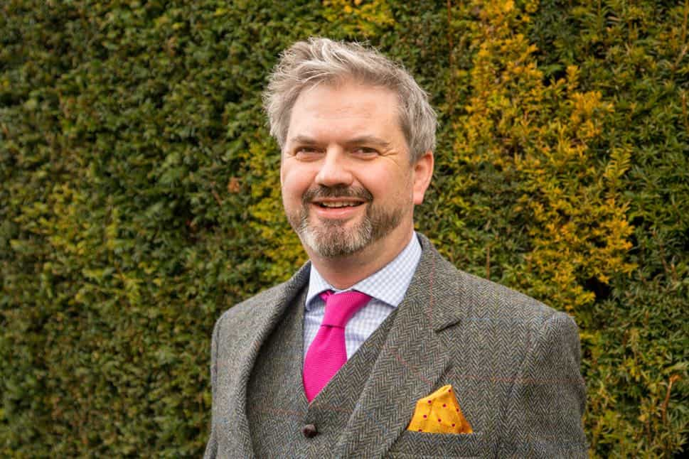 Mr G J McSkimming | Housemaster Barton Hill