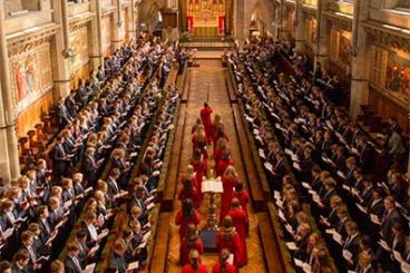 Choral and Chapel Music