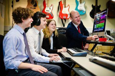 Music Department Staff