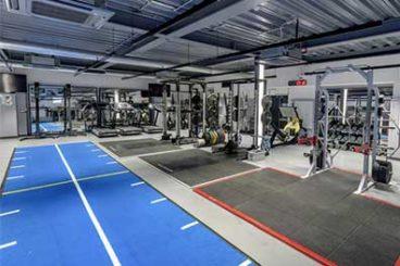 Gym, Rackets, Fives & Squash