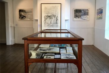 Mount House Gallery Exhibitions